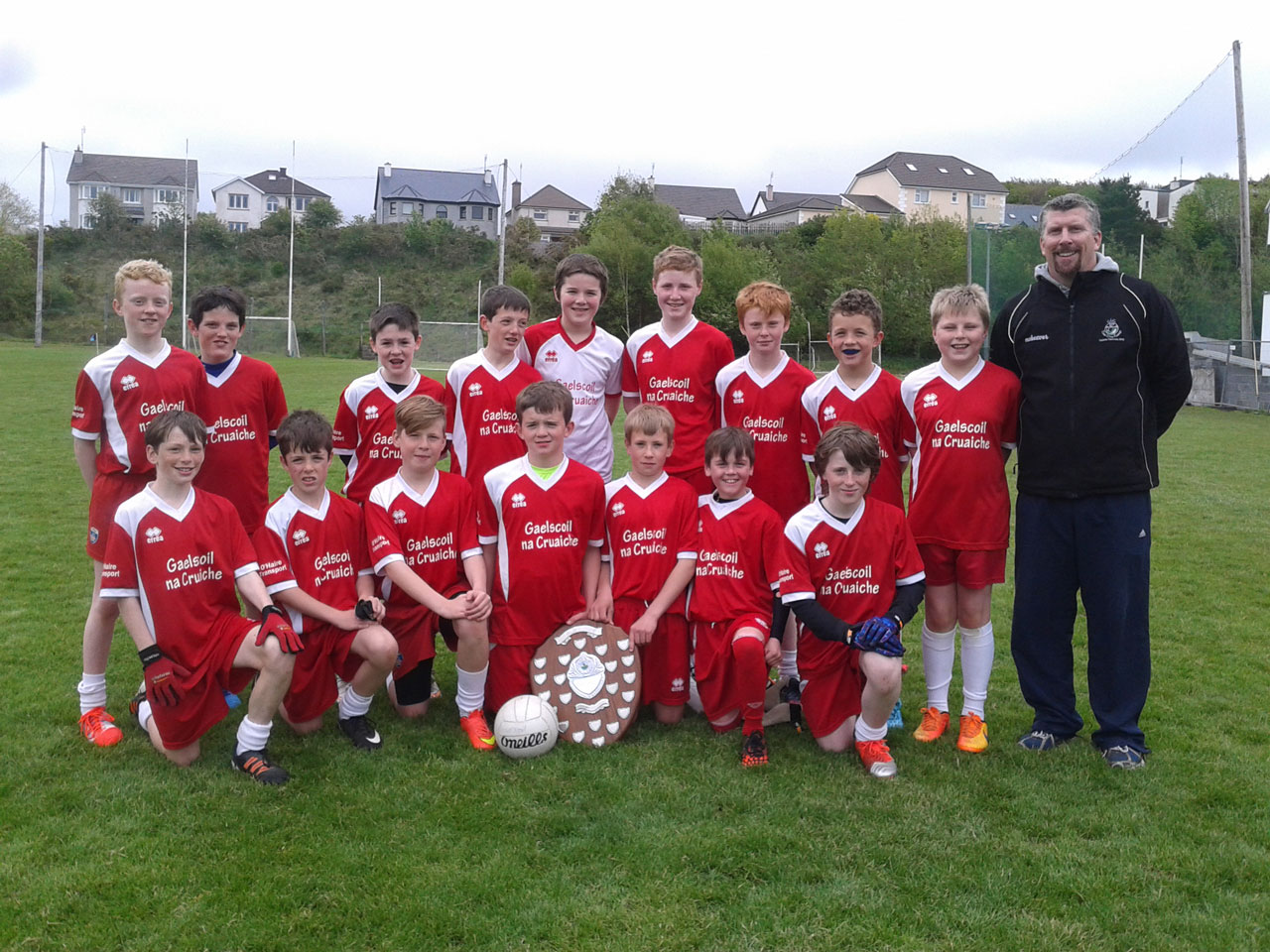 Cumann na mBunscol competition 22-05-2015